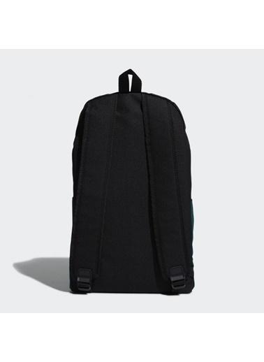 adidas Adidas GE5569 LIN CLAS BP DAY SIRT VE OKUL ÇANTASI 27 cm x 46 cm x 16 cm Siyah
